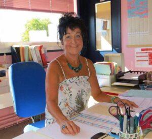 Elle connaît son école sur le bout des doigts Ouest France 2013